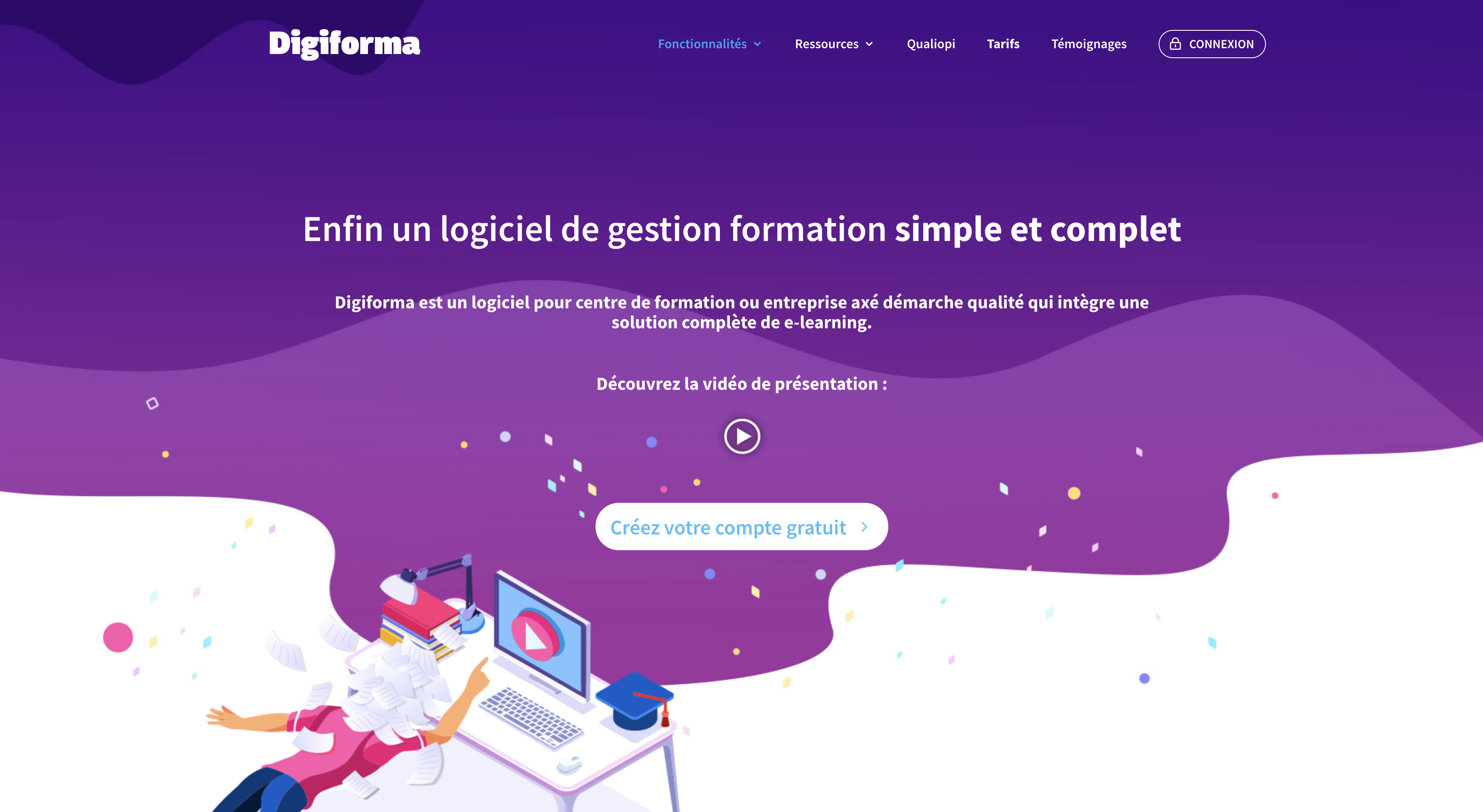 Digiforma project